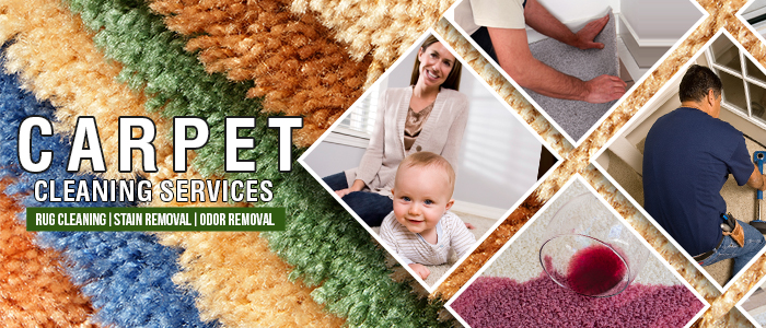 Our Carpet Cleaning Services